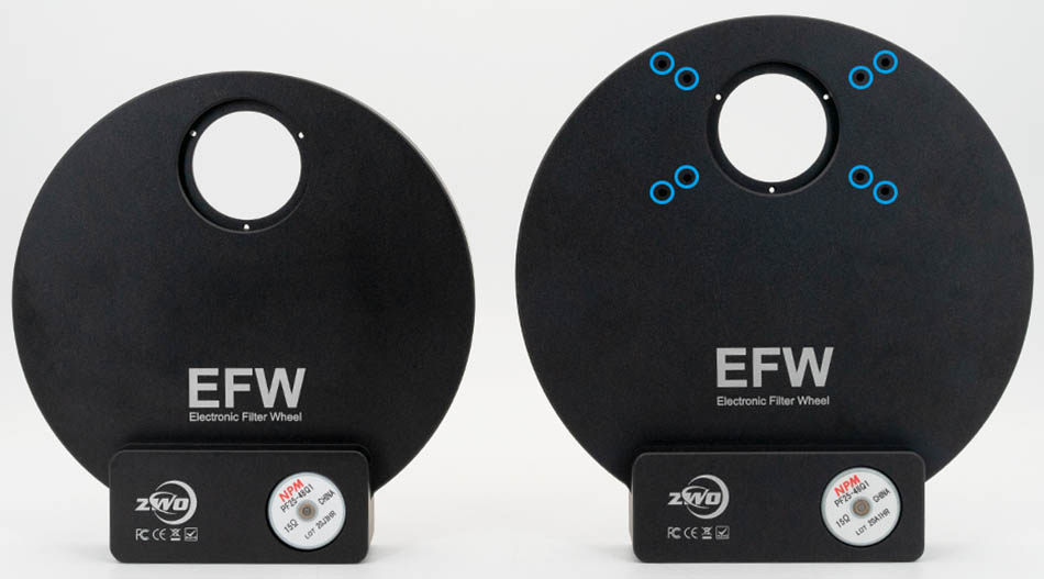 ZWO EFW 7-position 36mm mark II