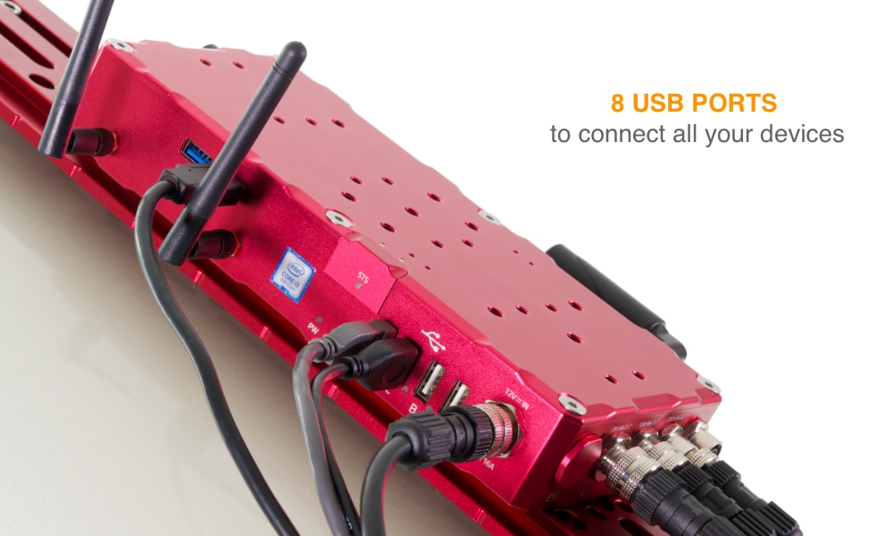 EAGLE4, control unit for telescopes and astrophotography