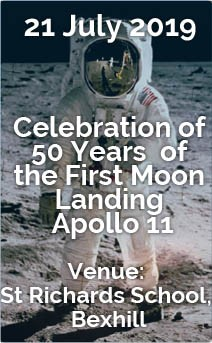 Celebration of 50 Years of the First Moon Landing - Apollo 11