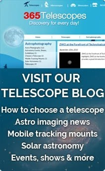 365Telescopes Blog