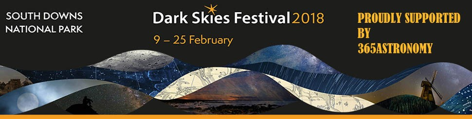 South Downs Dark Skies Festival 2018