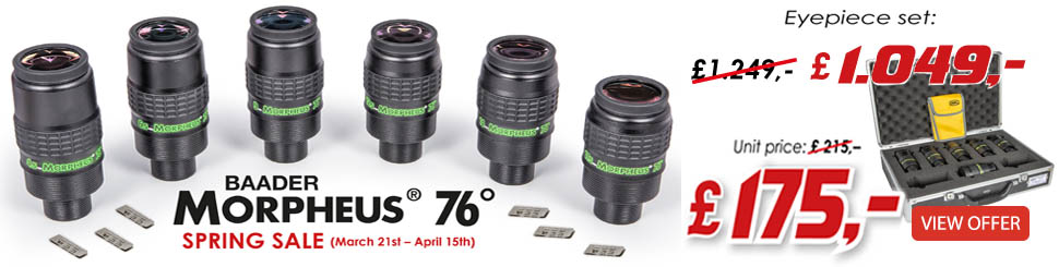 2020 EASTER PROMOTION - MORPHEUS EYEPIECES