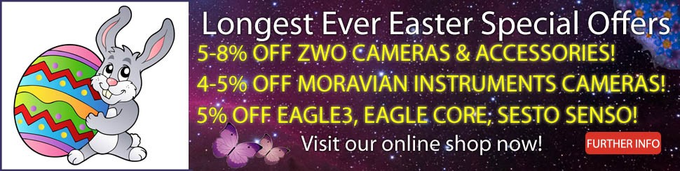 Easter Promotion - Special Deals - STILL ONGOING!