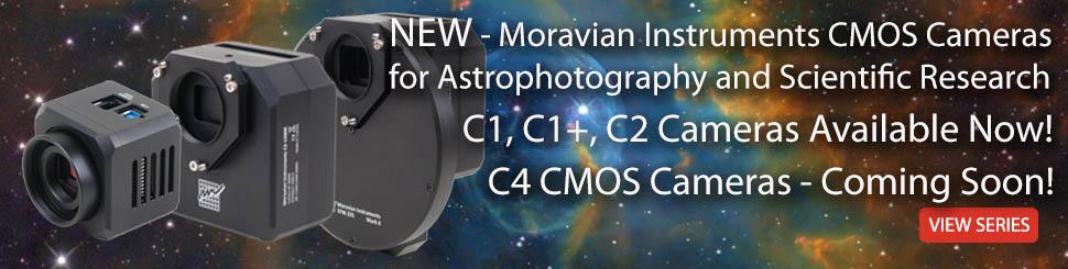 Moravian Instruments CMOS Cameras