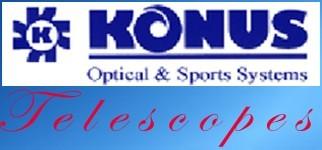 All Konus Telescopes