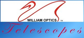All William Optics Telescopes