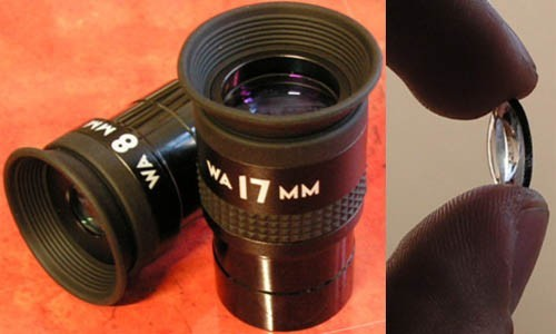 Magellan Wide Angle Eyepieces