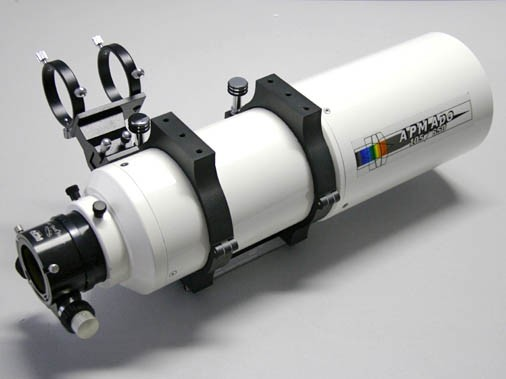 APM Apochromatic Refractor Telescopes