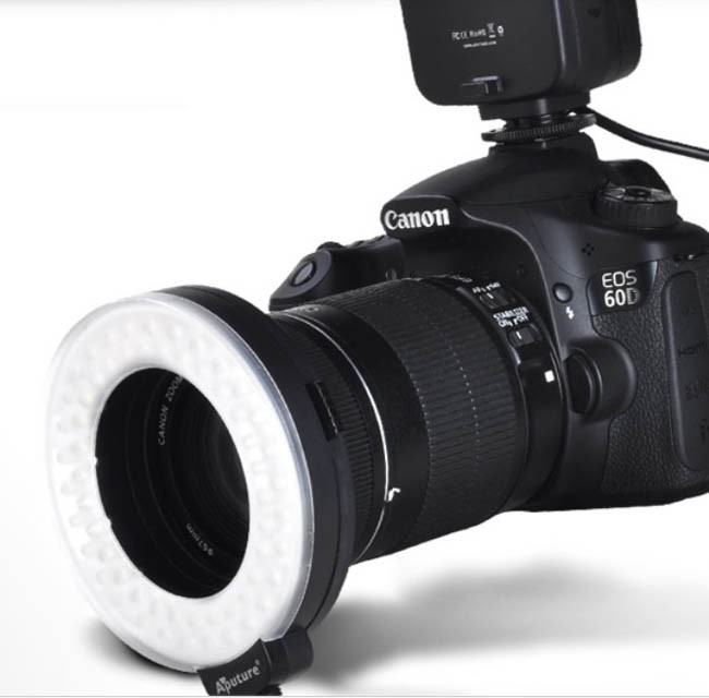 Camera Flashes & Lighting