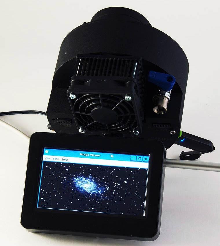 Astrel Instruments CCD Cameras