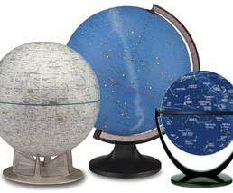 Astronomical Globes
