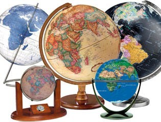 Desktop Globes