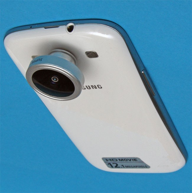 Mobile Phone Lenses