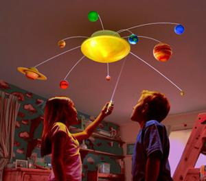 Planetariums Solar System Models