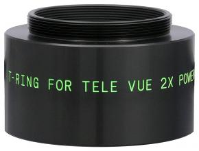 """TeleVue T-Ring Adapter for PMT-2200 2x 2"""" Powermate"""