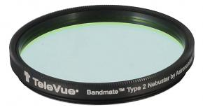 TeleVue Bandmate Type 2 Nebustar Premium Visual Nebula Filter 2-Inch