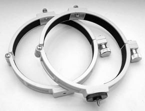 SkyWatcher 160mm Tube Ring Set for 130mm Newtonian Telescopes