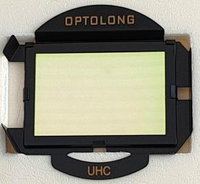 Optolong UHC Ultra High Contrast Filter - Nikon FULL FRAME Clip Filter