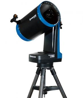 """Meade LX65 Series 8"""" ACF Advanced-Coma Free Computerised Telescope with ThermoTorch 10"""