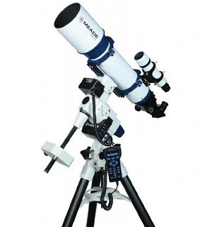 "Meade LX85 Series 5"" Refractor Computerised Telescope with ThermoTorch 10"