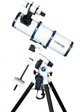 "Meade LX85 Series 6"" Computerised Newtonian Reflector Telescope"