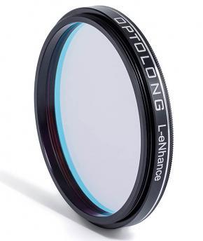 "Optolong L-eNhance Light Pollution Triple-Bandpass Narrowband Imaging Filter - 2"""