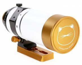William Optics RedCat (WhiteCat) 51 APO Apochromatic Quadruplet Refractor Astrograph Telescope - WHITE