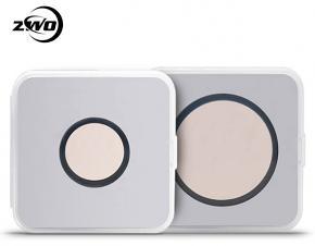 """ZWO Duo-Band Dual-Bandpass Narrowband Imaging Filter - 2"""""""