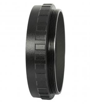 """Baader M68a / 2.7""""i Adapter (Zeiss / Astro Physics) with AP 2.7"""" Female and M68x1 Male Thread"""
