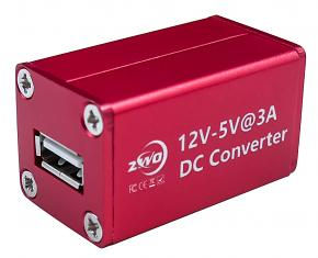 ZWO 12V to 5V USB DC Converter for ZWO ASIAIR