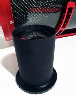 "Sharpstar 3"" 0.85x Reducer and Coma Corrector for Newtonian Telescopes for Full Frame Sensors"