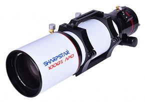 SharpStar 100QII 100mm f/5.8 Quadruplet Apochromatic Refractor Telescope - Mark II