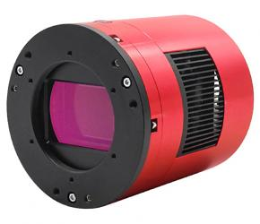 ZWO ASI2400MC PRO COOLED FULL FRAME One Shot Colour Deep Sky Imaging Camera - 24MPixels