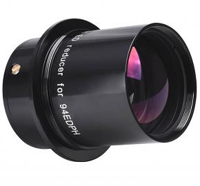 """Sharpstar 2.5"""" f/4.4 0.8x Reducer and Flattener for FULL FRAME Cameras for Sharpstar 94EDPH Telescope - M48 Camera Connection"""