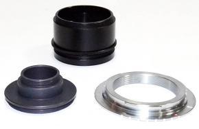 Phototube Adapter Set for BIM105T and BIM135T Microscopes for DSLR Camera Adaption