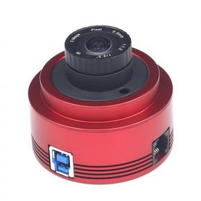 ZWO ASI185MC USB3.0 Colour CMOS Camera with SONY Exmor and NIR Technology and Autoguider Port