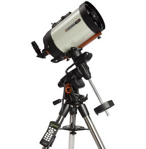 Celestron Advanced VX 8 EdgeHD Computerised Telescope with Thermocharge 10