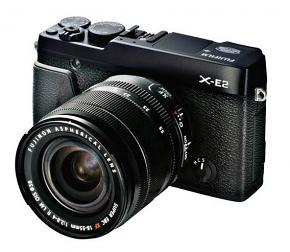Fujifilm X-E2 18-55mm Black