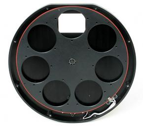 External Filter Wheel for Moravian Instruments G3 cameras with 7 positions