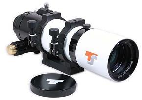 TS APO65Q 65mm f/6.5 Quadruplet Flatfield Astrograph - 44mm field diameter
