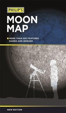 The Philip's Moon Map - 2015 Edition