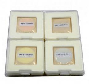 ZWO CCD LRGB Filter-Set 31mm - Optimised for ZWO ASI1600 Cameras