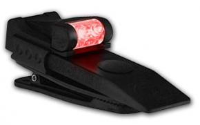 QuiqLite PRO Dual LED Hands-Free Torch TACTICAL RED - WHITE