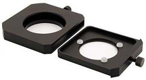 TS Optics Filter Quick Changer for 36mm Round Unmounted Filters - Length 10mm - Including Filter Drawer