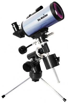 SkyWatcher SKYMAX-90 Tabletop Maksutov-Cassegrain Telescope with EQ1 Tabletop Mount