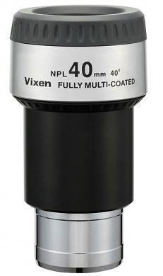 VIXEN NPL 40mm Plossl Eyepiece