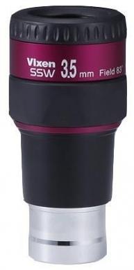 "VIXEN SSW ED 3.5mm Ultra Wide Eyepiece, 1.25"""