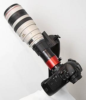 DayStar CAMERA QUARK for Canon dSLR - CHROMOSPHERE Version