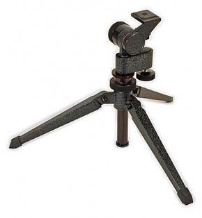 Triton Tabletop Travelling Tripod with Tilting Head - 30 - 40cm Height