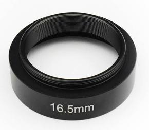ZWO M42-M48 Adapter 18.5mm Extender Ring